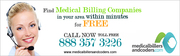 Find Medical Billing Companies Services in Costa Mesa,  California