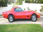 1968 CHEVROLET 1968 - Chevrolet Corvette