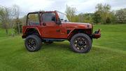 2002 Jeep WranglerX Sport Utility 2-Door