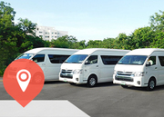 The best deals with corporate shuttle service bay area  San Leandro in California